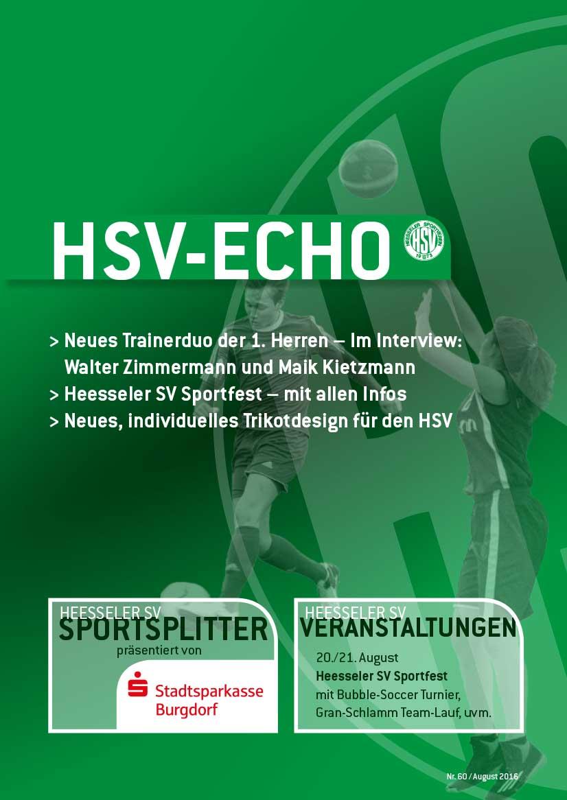 HSVECHO60Titel